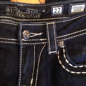 Miss Me Jeans - Miss Me Skinny Jeans
